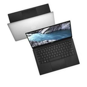 "Dell XPS 13 9380 Whiskey Lake Architecture - 8th Gen Ci7 QuadCore 16GB 512GB SSD 13.3"" Full HD 1080p Infinity Edge FP Reader Backlit KB W10 (Silver)"