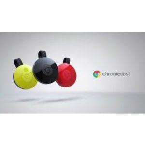 Google ChromeCast 2 HDMI Media Streaming Player (2nd Gen)
