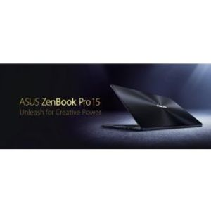 "Asus ZenBook Pro 15 UX550 Diamond Cut Edges - 8th Gen Ci7 HexaCore (9-MB Cache) 16GB 512GB 4-GB Nvidia GeForce GTX1050Ti GDDR5 15.6"" FHD 1080p 60Hz Touchscreen Display Backlit KB FP Reader W10 (Certified Refurbished)"