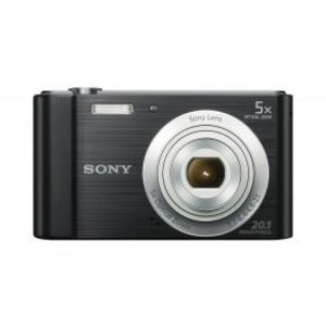 Sony Cyber-Shot DSC-W800 20.1 MP Digital Camera Black