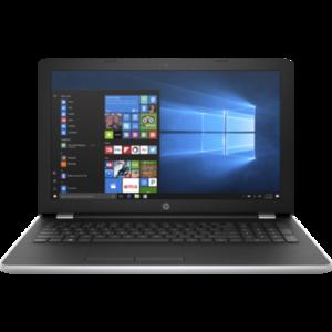 HP 15 - BS089nia - 7th Gen Ci5 04GB DDR4 500GB HDD 2-GB ATI AMD Radeon 520 GC 15.6\ HD LED 720p DOS (Natural Silver)