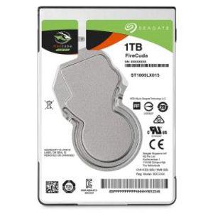 "Seagate FireCuda ST2000LX015 2TB 128MB Cache SATA 6.0Gb/s 2.5"" Laptop Internal Hard Drive"