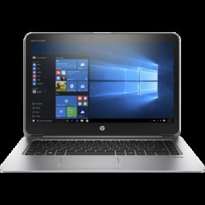 "HP Elitebook Folio 1040 G3 - 6th Gen Ci5 08GB RAM 256-GB SSD 14"" Full HD FingerPrint Reader Backlit Keyboard B&O Sound Speakers NFC"