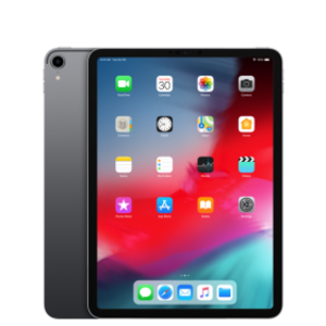 """Apple iPad Pro - 256GB 12MP Camera (11"""") Multi Touch Retina Display Wi-Fi + Cellular  (Colors Available - 2018)"""
