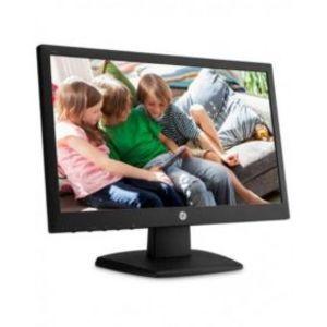 """HP LED Backlit Monitor V194 Black Widescreen (18.5"""")"""
