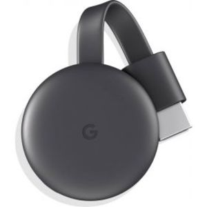 Google Chromecast 3 Media Streaming Device (2018)