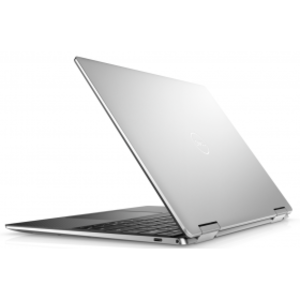 "Dell XPS 13 7390 2 in 1 Laptop - Comet Lake - 10th Gen Core i7 QuadCore 32GB 1-TB SSD 13.4"" Ultra HD+ WLED Convertible Touchscreen Display Backlit KB Win 10 Waves MaxxAudio Pro Sound (Platinum Silver, Black Interior)"